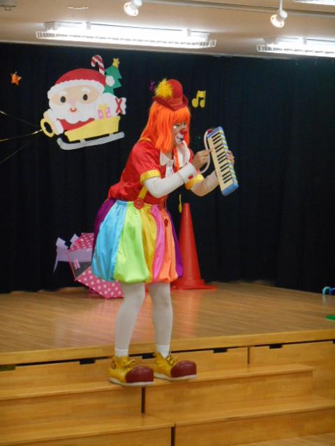 クリスマス会_e0148419_16403748.jpg