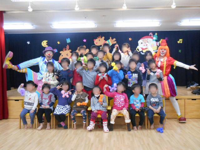 クリスマス会_e0148419_1657795.jpg