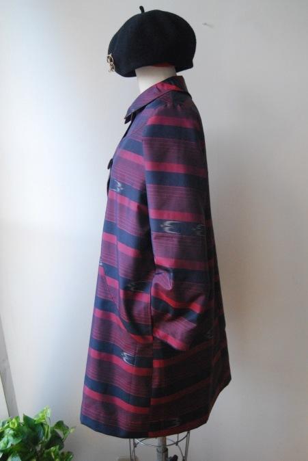 着物リメイク・お着物からコート_d0127925_14302650.jpg