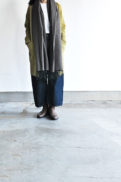 TANG Shawl Collar Long Cardigan _d0120442_15443498.jpg