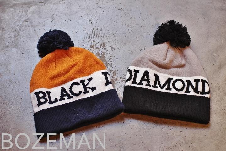 062b3f281bc Black Diamond Tom Pom Beanie   BOZEMANのブログ