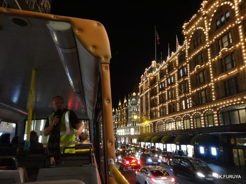ロンドン 6  ナイトバスツアー_a0092659_18561879.jpg