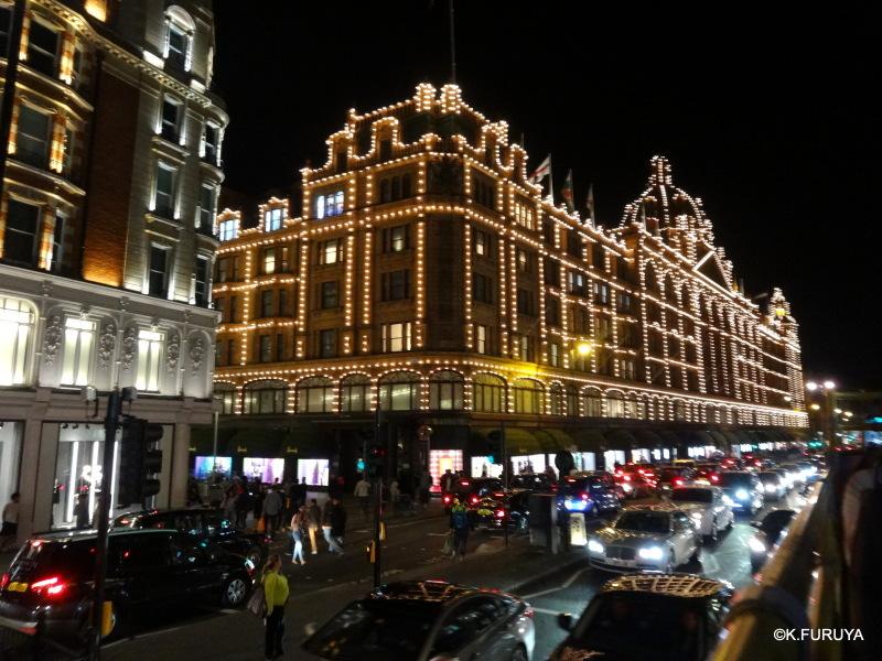 ロンドン 6  ナイトバスツアー_a0092659_19020003.jpg