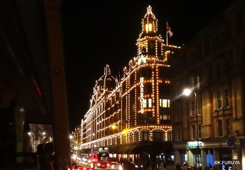 ロンドン 6  ナイトバスツアー_a0092659_22475856.jpg