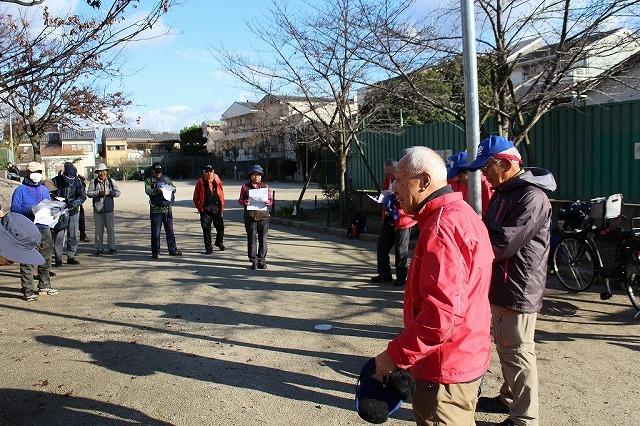 西国街道・大原野神社コース(納会ウオーク)_b0044663_14104276.jpg