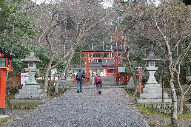 西国街道・大原野神社コース(納会ウオーク)_b0044663_1416677.jpg