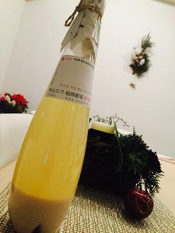 我が家の韓国料理教室 クリスマスクラス_b0060363_11583284.jpg