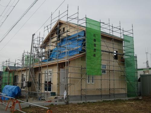 石巻市伊勢町 進捗状況_e0357165_18384237.jpg