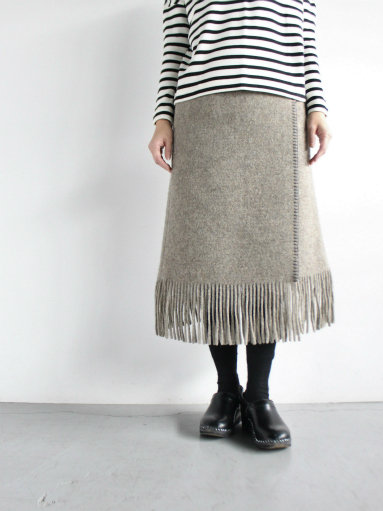R&D.M.Co- BLANKET SKIRT_b0139281_11555867.jpg