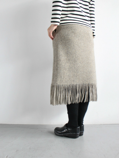 R&D.M.Co- BLANKET SKIRT_b0139281_11563892.jpg