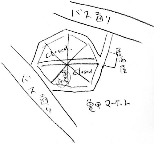 川崎 小向マーケット、亀甲マーケット_a0163788_21152426.jpg