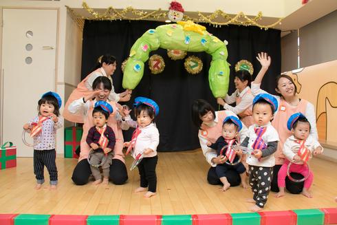 【南品川】クリスマス会_a0267292_16273587.jpg