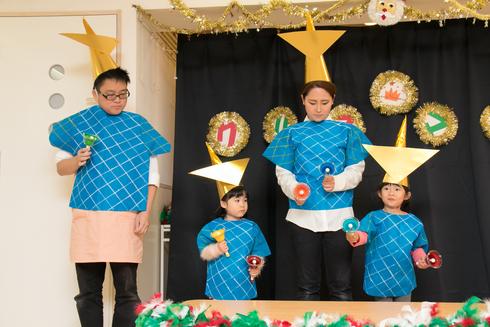【南品川】クリスマス会_a0267292_1632316.jpg