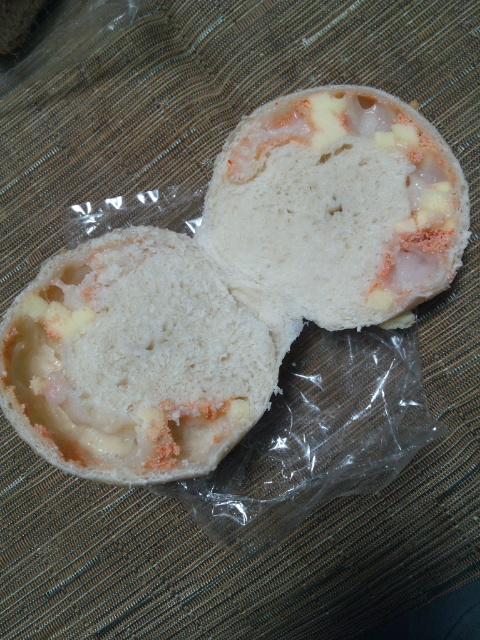 roll 明太もちチーズ(もっちり)_f0076001_22443326.jpg