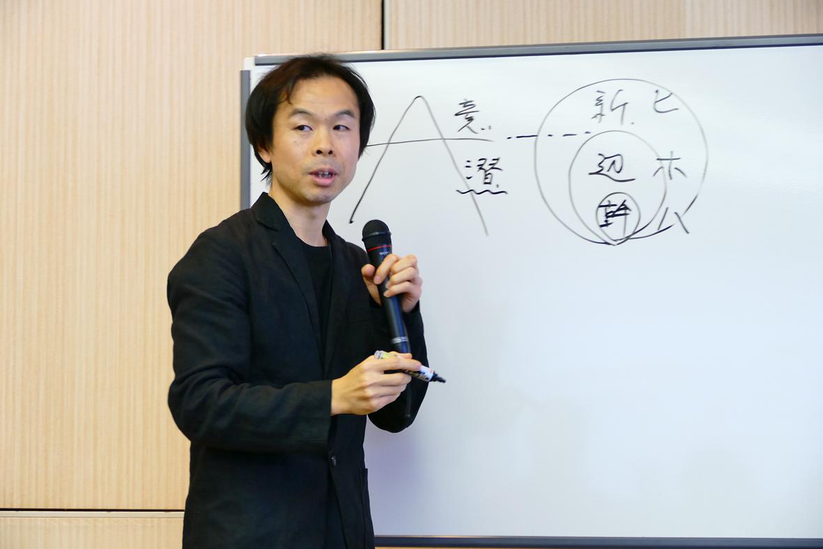 [報告]佐藤源彦講演会&望年会が開催されました_d0160105_9202589.jpg