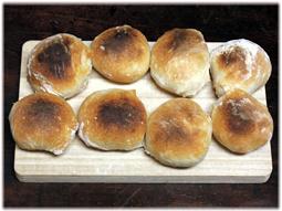 長時間発酵パン その6 粉を変えて試してみた_d0221430_134378.jpg