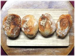 長時間発酵パン その6 粉を変えて試してみた_d0221430_1351241.jpg