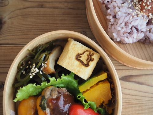 カラーピーマンの肉詰め (料理・お弁当部門)_c0270834_8281085.jpg