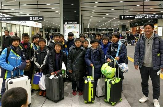 U12    ⚽ジュビロ磐田主催 ジュニアユース ウインターカップ U12_f0138335_21454927.jpg