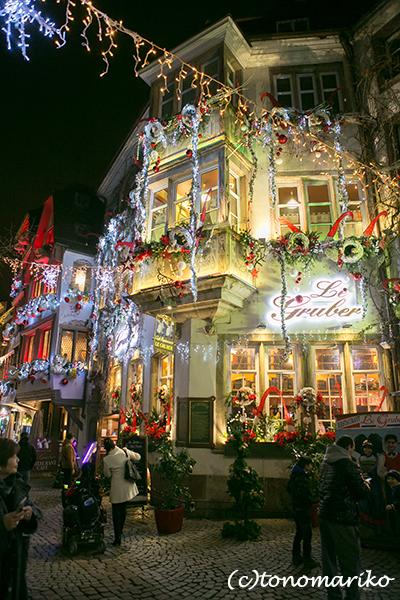 アルザス地方のクリスマスイルミネーション_c0024345_17331558.jpg