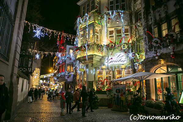 アルザス地方のクリスマスイルミネーション_c0024345_17331563.jpg