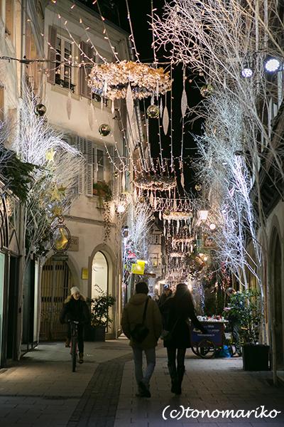 アルザス地方のクリスマスイルミネーション_c0024345_17331607.jpg