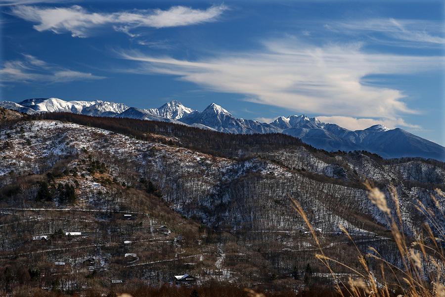 西白樺湖ー車山(2016 12/18) _c0035245_22272925.jpg