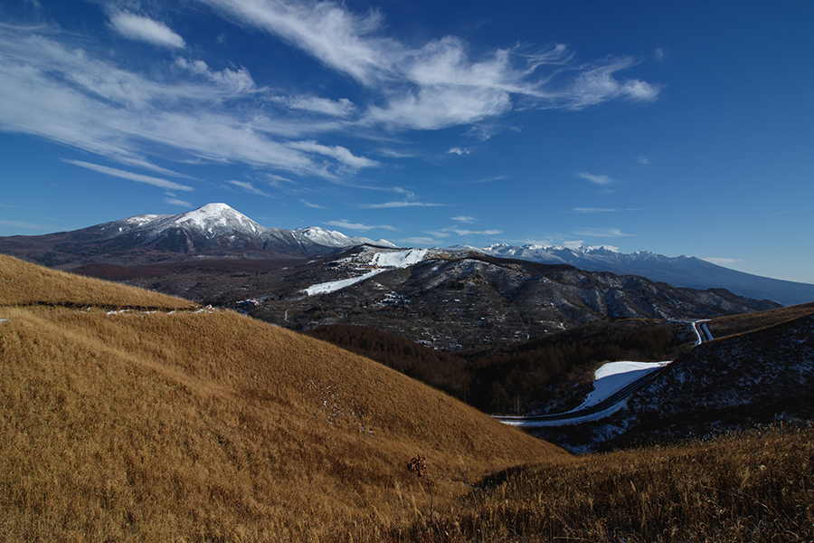 西白樺湖ー車山(2016 12/18) _c0035245_22323319.jpg