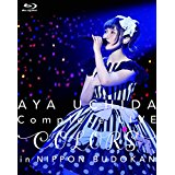 AYA UCHIDA Complete LIVE ~COLORS~ in 日本武道館 [Blu-ray](作詞提供)_e0189353_1339561.jpg