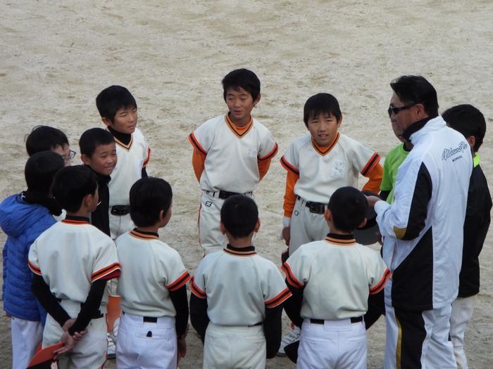 Aチーム 12/25(日) 練習納め_b0296154_21471771.jpg
