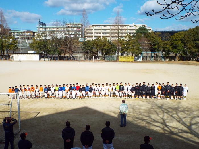 Aチーム 12/25(日) 練習納め_b0296154_21481354.jpg
