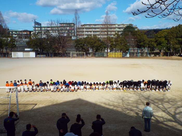 Aチーム 12/25(日) 練習納め_b0296154_21485262.jpg