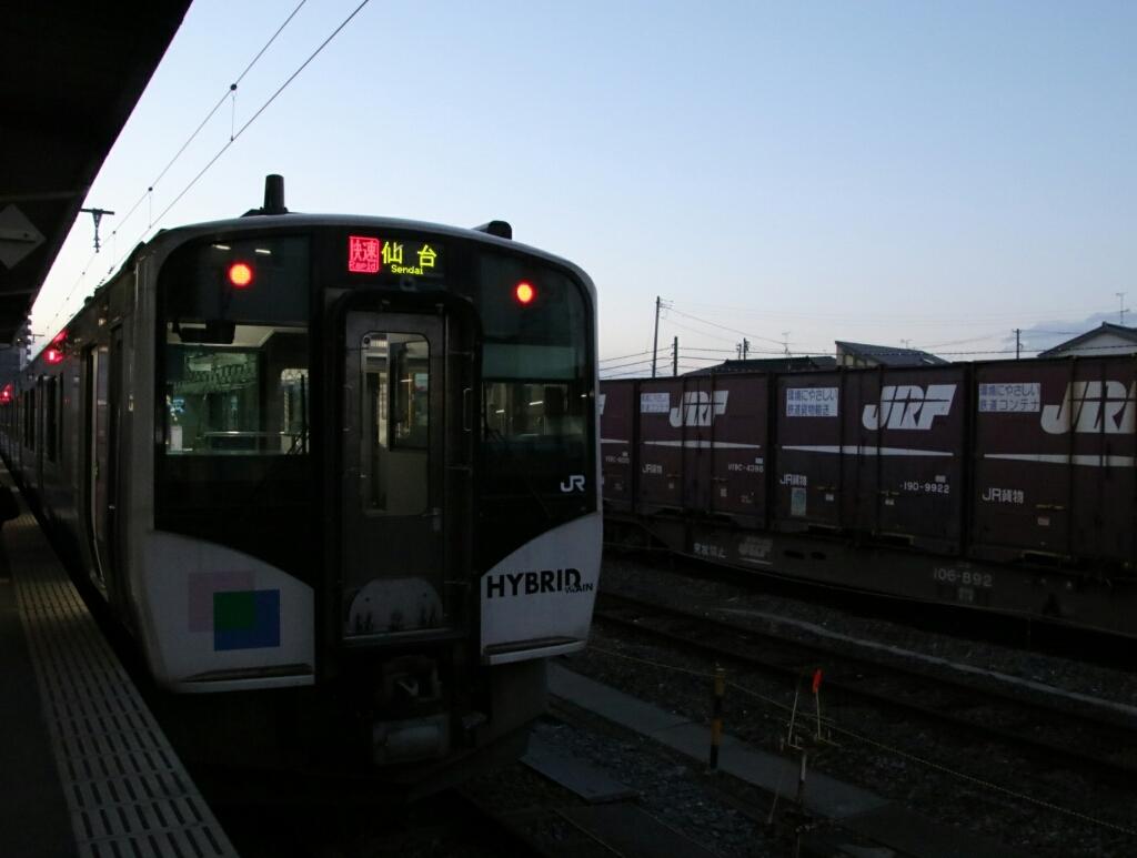 石巻駅到着!_d0202264_18140606.jpg