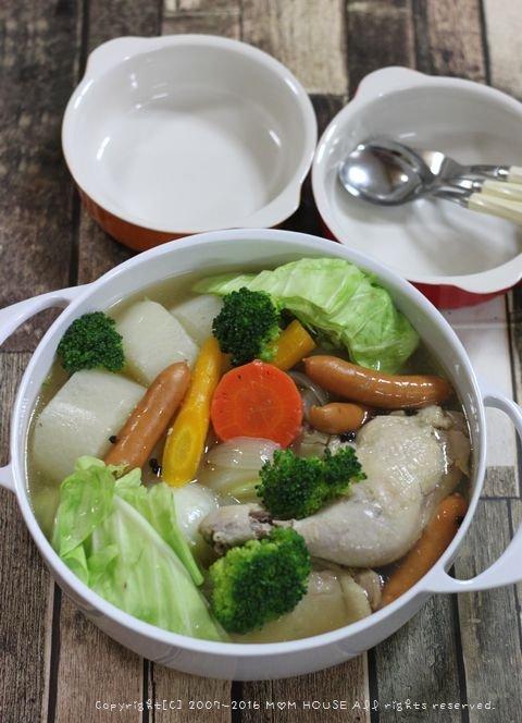 麻婆茄子丼 ✿ ポトフ♪_c0139375_13401561.jpg