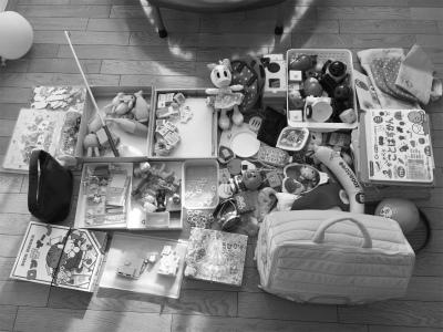 5歳 娘の決断!「しまじろうは、赤ちゃんの時のだから、いらないね」_a0239890_06102055.jpg