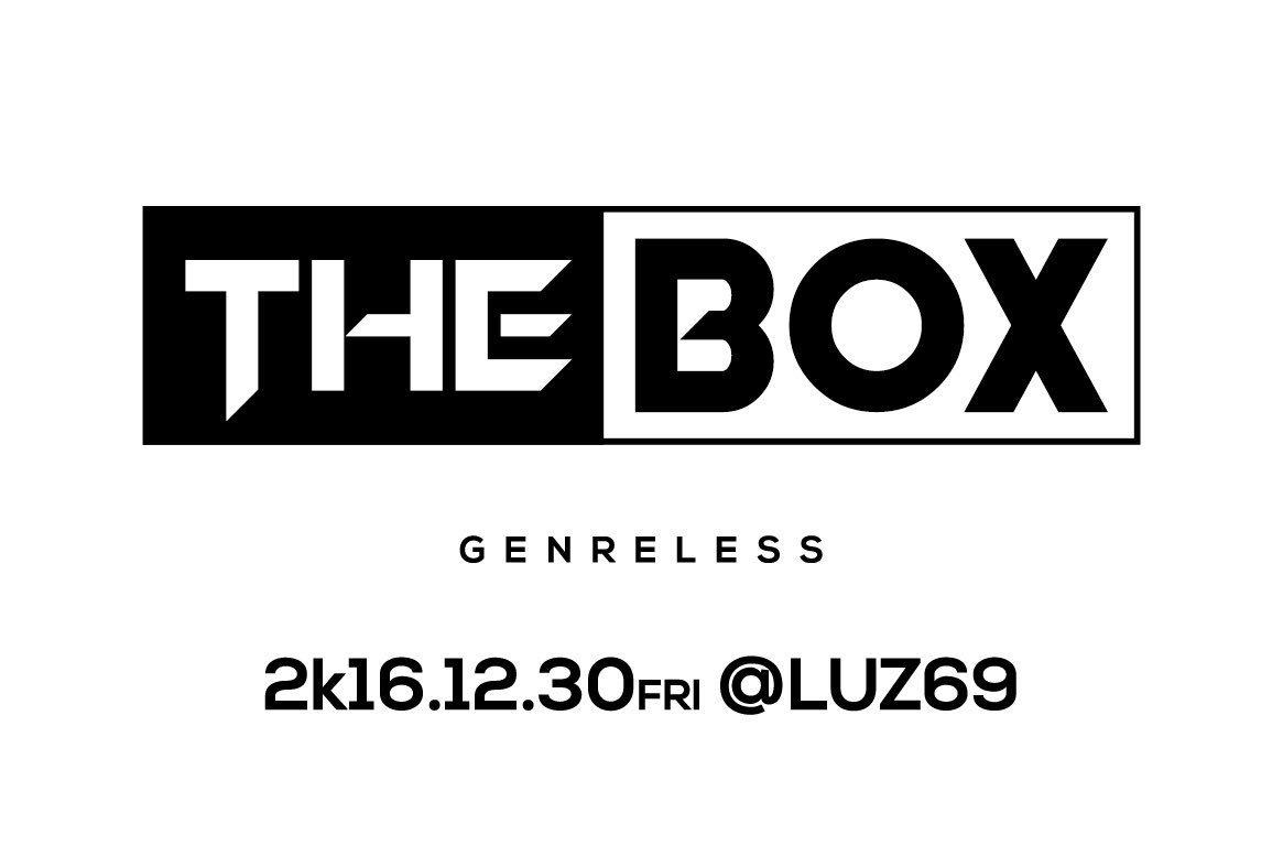 THE BOX (2k16.12.30 @LUZ69)_e0115904_14380051.jpg