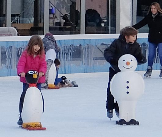 ブライアント・パークのスケートリンク2016 #WinterVillage_b0007805_0174613.jpg