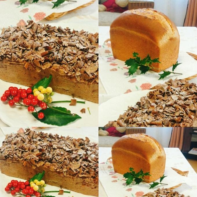 12月28日(水)  チョコレートクリームケーキとバタートップ_d0138307_14393220.jpg
