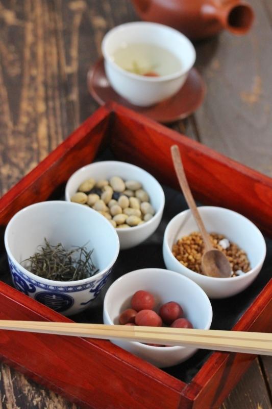 喜楽亭で楽しむ おいしい日本茶 十二月_b0220318_06195179.jpg
