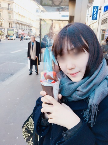 パリ2日目!「歩く、買う、食べる!!」_f0141419_13521293.jpg