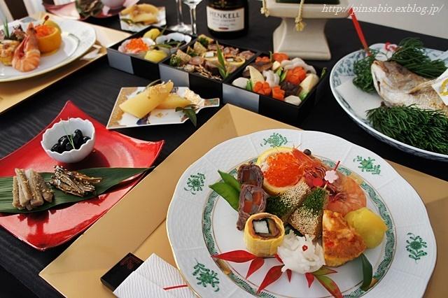 お正月の食卓をおしゃれに見せる!ワンプレートおせちの盛りつけ術_d0350330_15314083.jpg