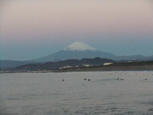 富士山の、朝、昼、夕暮れ_b0137932_13464473.jpg