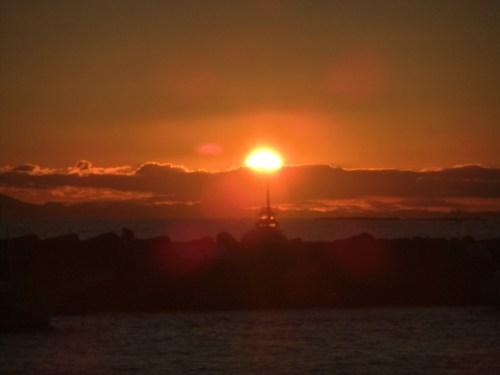 富士山の、朝、昼、夕暮れ_b0137932_13485975.jpg