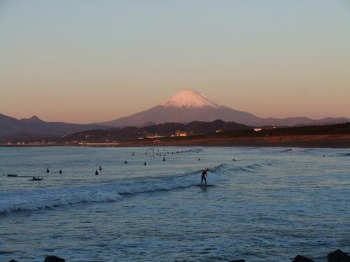 富士山の、朝、昼、夕暮れ_b0137932_13554726.jpg