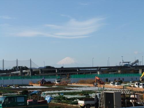 富士山の、朝、昼、夕暮れ_b0137932_14025122.jpg