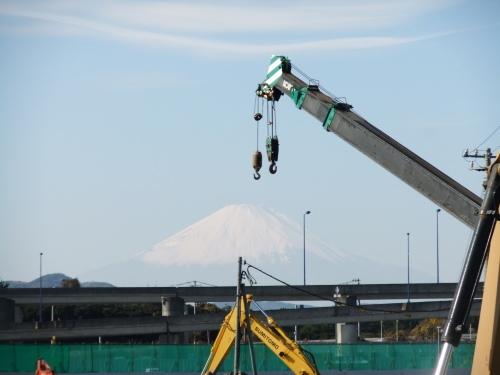 富士山の、朝、昼、夕暮れ_b0137932_14032007.jpg