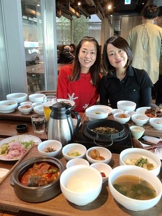 ソウルでランチ♪豪華なビュッフェスタイル「コッカン」_b0060363_2216512.jpg