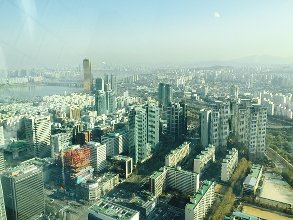 ソウルでランチ♪豪華なビュッフェスタイル「コッカン」_b0060363_22383266.jpg