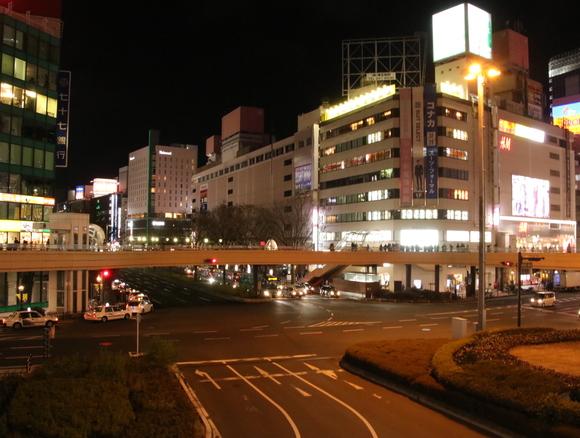 JR仙台駅前_d0202264_4245876.jpg
