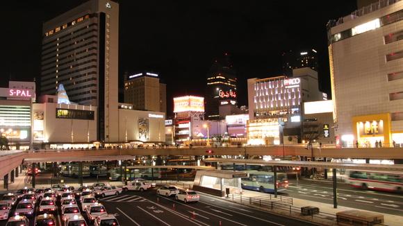 JR仙台駅前_d0202264_4251344.jpg